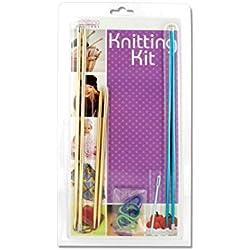 Kole Imports OS345 Multi-Purpose Knitting Kit, Multicolor