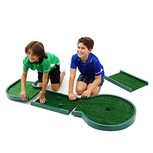 Noochie Golf Mini-Golf Set (Mini Course Golf Own)