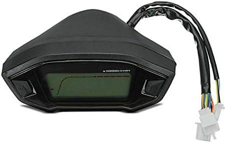 Digital Tachometer f/ür Honda VTR 1000 F Firestorm Track XG1