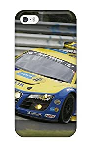 High Quality MCHqENC5682bQOPS Audi R8 Lms 12 Tpu Case For Iphone 5/5s