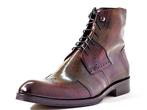 Jo Ghost ART.903 Herren Schuhe Anzugschuhe Stiefeletten Exklusive Schuhe Herrenschuhe