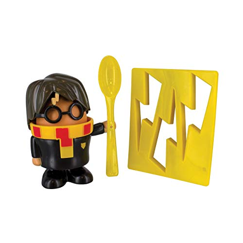 Paladone Harry Potter Egg Cup & Toast Cutter Products Calici -