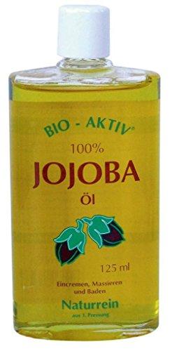 Bio-Aktiv - Jojobaöl - 125ml