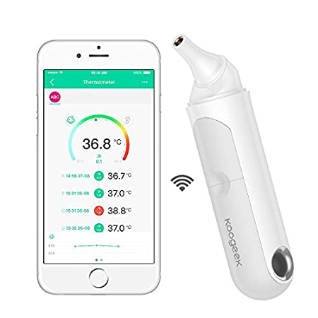 Koogeek Smart Thermometer Infrared Sensor --25%OFF
