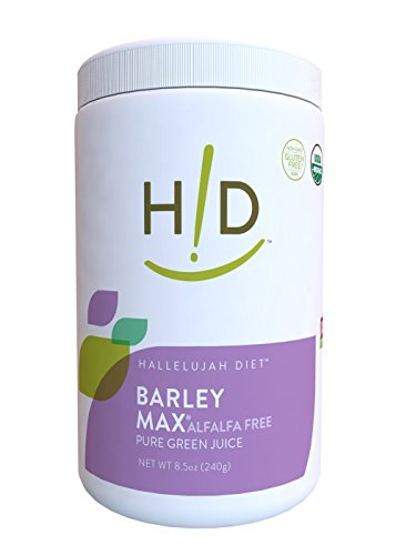 BarleyMax Alfalfa Free