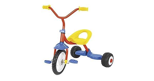 Amazon.com: Osprey Wilton Bradley Triciclo, color rojo: Toys ...