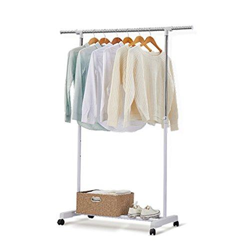 COAT RACK Floor-Mounted Single Pole Simple Hanger Hanger Flo