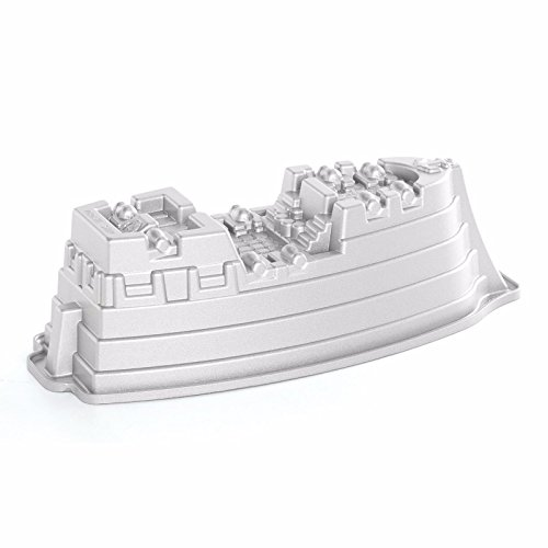 011172592248 - Nordic Ware Pro Cast Pirate Ship Cake Pan carousel main 0