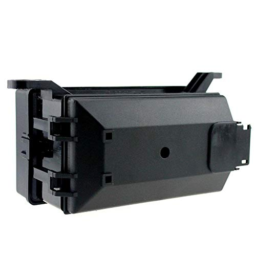 Welltobuy Relay Box Car Modification Relay Seat With Terminal Block For All Marine Motor-home Automotive & Motorsport Applications: