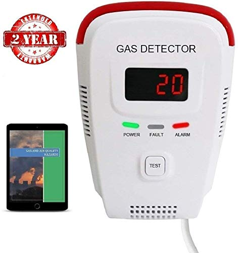 Propane Natural Gas Detector