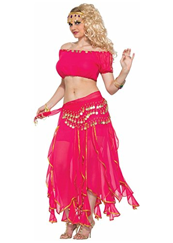 Sunrise Dancer Costume - Genie Costumes Uk