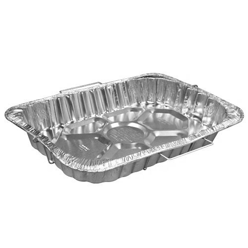 Nicole Home Collection 00612 Aluminum Rectangle Rack Roaster (Pack of 50)