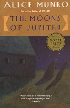 The Moons of Jupiter (Vintage International) by [Munro, Alice]