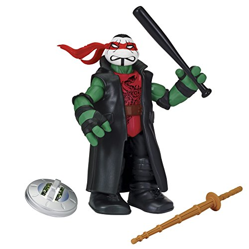 Teenage Mutant Ninja Turtles Ninja Super Stars: Raphael As Sting Figure Action (Wrestler Figure Action Sting)