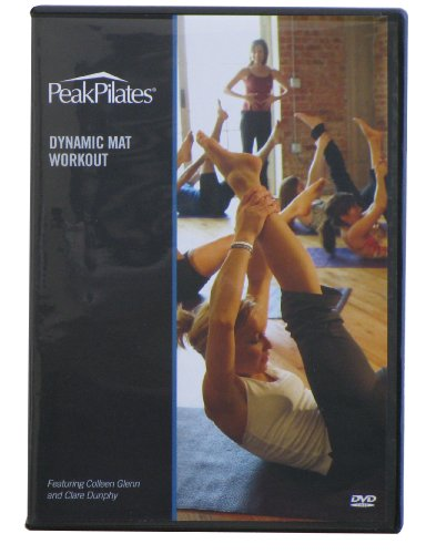 Peak Pilates® Dynamic Mat DVD