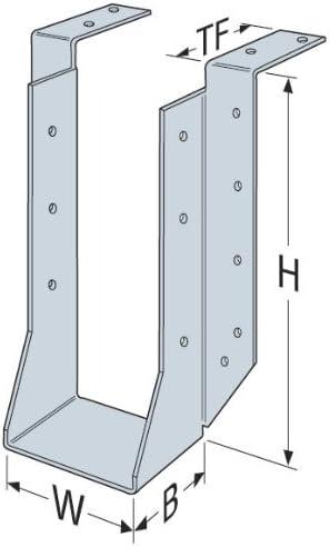 Simpson Strong Tie HU26TF 2x6 Heavy Duty Top Flange Joist Hanger