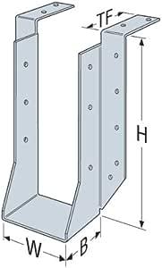 HU210TF Heavy Duty Top Flange Face Mount Joist Hanger 2 x 10 Simpson Strong Tie