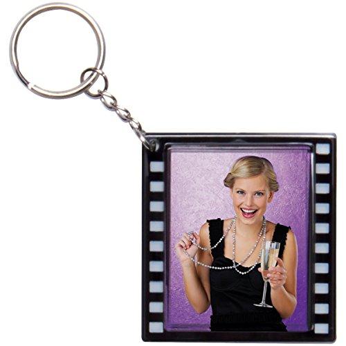 Film Strip Photo Keychains - Pack of 144