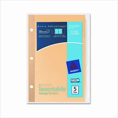 Bestselling Index Tabs & Tab Inserts