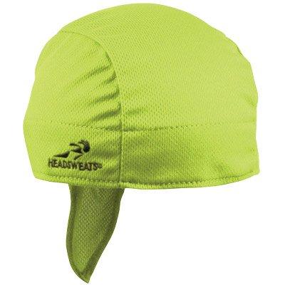 Headsweats 8807-889 Shorty Super Duty Sweat Band, Yellow, One Size