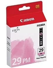 Genuine Canon PGI-29 Ink Cartridge - Photo Magenta