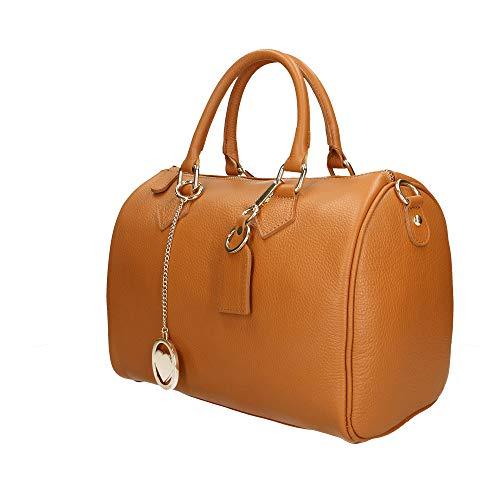 Bag 30x23x18 Cm Pelle Italy A Cuoio Mano Borsa Chicca In Borse Made O5wqn1