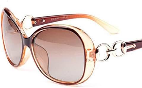 VeBrellen Luxury Polarized Sunglasses Retro Eyewear Oversized Goggles Eyeglasses