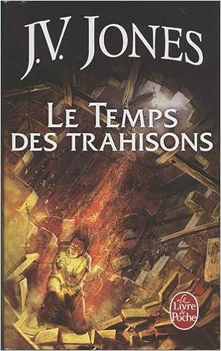 Le Livre Des Mots Tome 2 Le Temps Des Trahisons J V