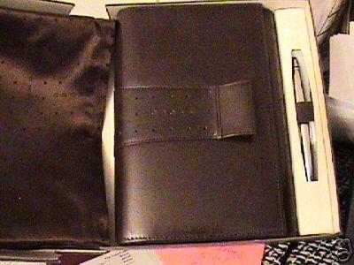 Amazon.com : Cross Leather Collection Personal Agenda ...