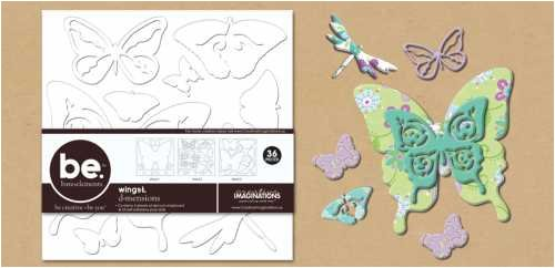 Creative Imaginations Bare Elements Chipboard Die Cuts (12 X 12 Inch Sheets) 3 Per Package - -
