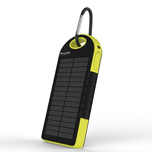 Best Solar Chargers For Portable Electronics - 7