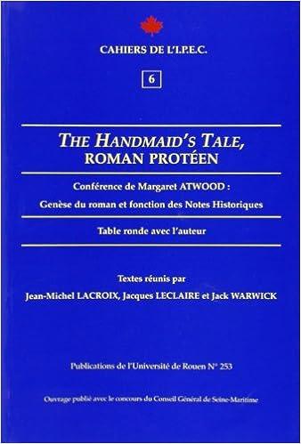Ebook Epub Format Téléchargement Gratuit The Handmaids Tale Roman