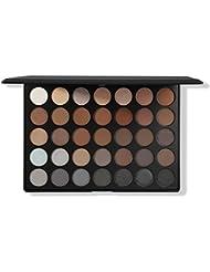 MORPHE Pro 35 Color Eyeshadow Makeup Palette - Koffee...