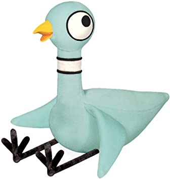 Image result for mo willems pigeon plush