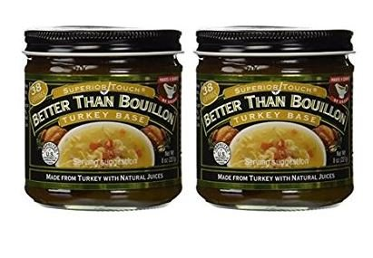Better Than Bouillon Superior Touch Turkey Base 8oz (Pack of 2)