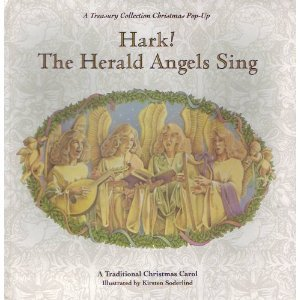 Hark! The Herald Angels Sing, A Traditional Christmas Carol (Christmas Pop-Up Treasury Collection)