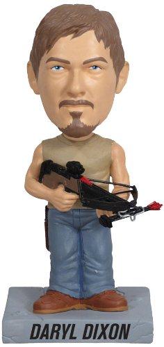 Daryl Wacky Wobbler 3036 Accessory Toys /& Games Miscellaneous Funko Walking Dead