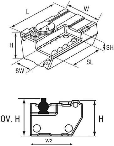 Nuova Rade 40l 60l 80l Wassertank Einbau Tank Bora mit Pumpe 8l//min wei/ß