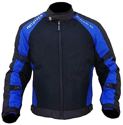 Buy Mototech Scrambler Air Motorcycle Jacket Combo Colors Orange