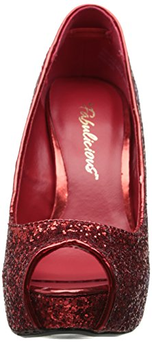 Pump Twinkle 18G Women's Fabulicious Red Platform zIxwPgnHqT