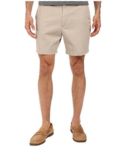 Nautica Men's Flat Front Short, True Khaki, 38W ()