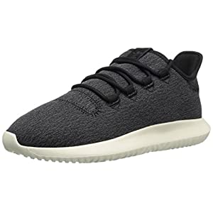 adidas Originals Women's Tubular Shadow W Sneaker, Core Black/Black/Legacy White, 8 M US