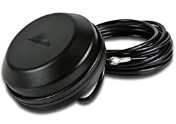 AntennaPlus MIMO LTE / Cellular / PCS Combo Antenna - Black - Magnetic Mount