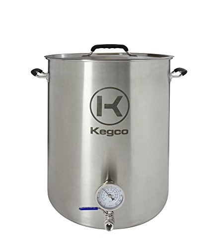 20 gallon boil kettle - 3