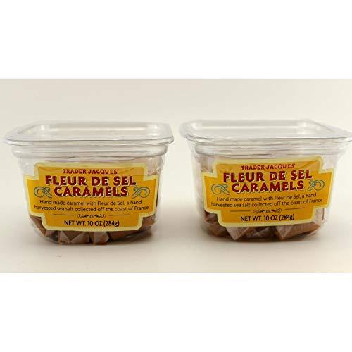 Trader Joe#039s Fleur De Sel Caramels  2 Pack