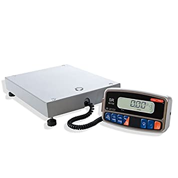 TORREY SR 50/100 Electronic Digital Shipping Scale with Large Display and Backlight, 100
