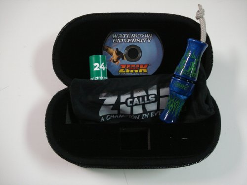 Blueberry Swirl Atm Green Machine Duck Hunting Call Ph-2 ~ Zink Calls 6011 by Another Great Product of Zink Calls (Image #1)