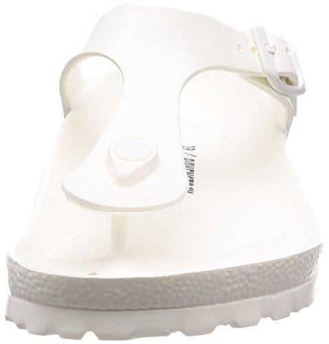 Birkenstock Womens Gizeh EVA Sandals White TIBSjV