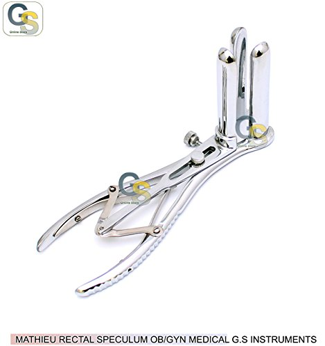 MATHIEU RECTAL SPECULUM OB/GYN MEDICAL G.S INSTRUMENTS