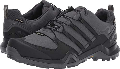 (adidas outdoor Men's Terrex Swift R2 GTX Grey Six/Black/Grey Four 11.5 D US)